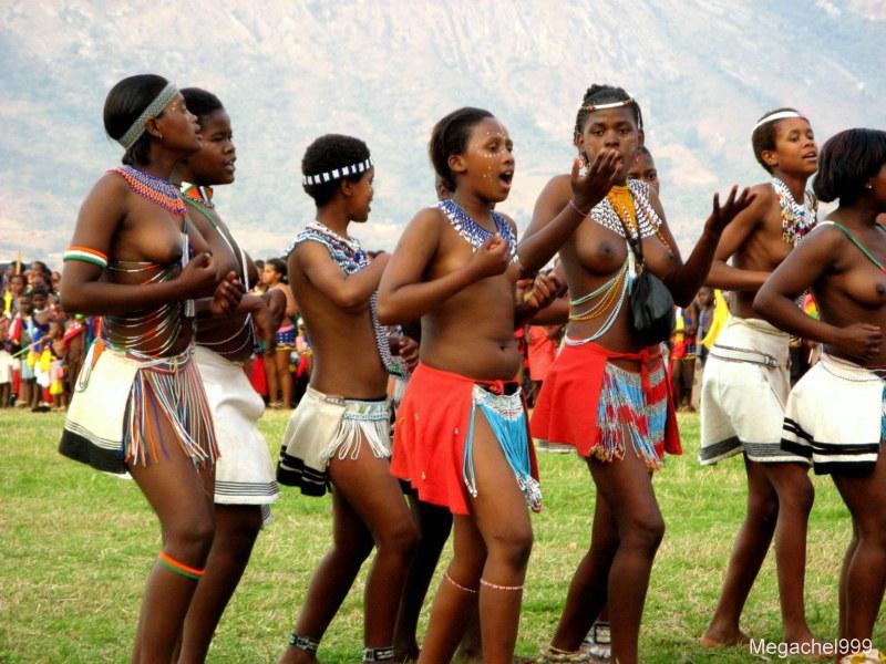 Негры свазиленда