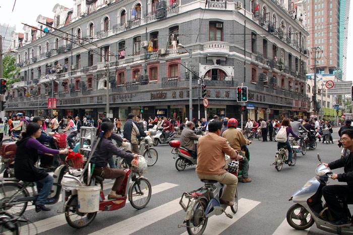Перекресток Шанхая