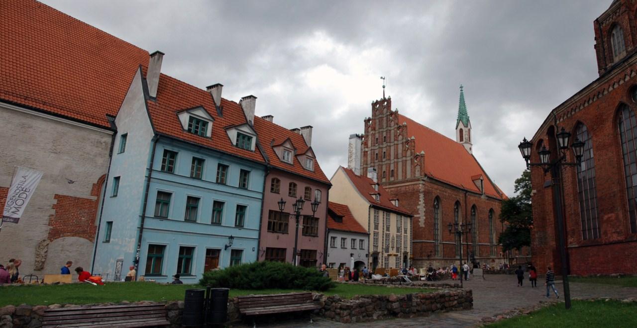 Рига, старый город