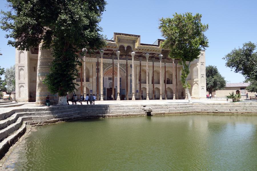 Мечеть Боло-хауз